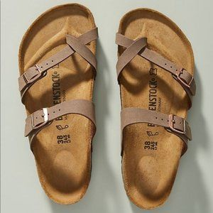 NWOT Birkenstock // Mayari Sandals